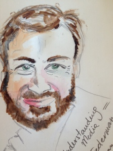 An UMRG participant's rendition of Mark